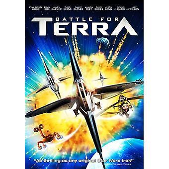 テラ 【 DVD 】 米国のための戦いをインポートします。