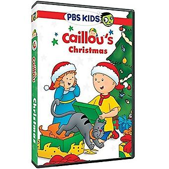 Caillou: Caillou's Christmas [DVD] USA import