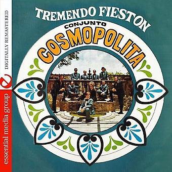 Conjunto Cosmopolita - Tremendo Fieston [CD] USA import
