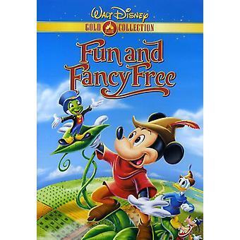 Disney - Fun & Fancy Free [DVD] USA import