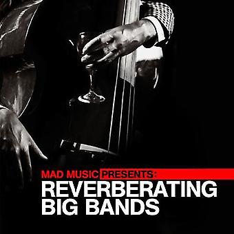 Mad Music Presents Reverberating Big Bands - Mad Music Presents Reverberating Big Bands [CD] USA import