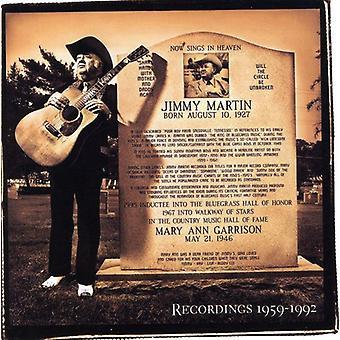 Jimmy Martin - Songs of a Free Born Man: Jimmy Martin [CD] USA import