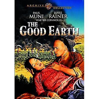 Gode jorden [DVD] USA importerer