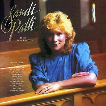 Sandi Patty - salmer bare for dig [CD] USA Importer