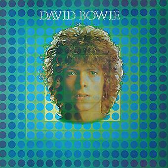 David Bowie - David Bowie también conocido como Space Oddity (importación de USA V [vinilo] de 180 gramos