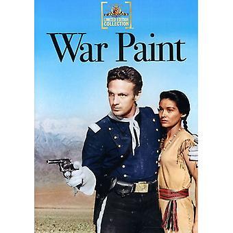War Paint [DVD] USA import