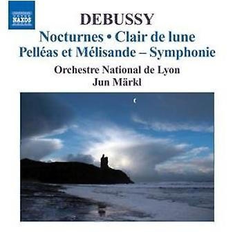 C. Debussy - Debussy: Orchestral Works, Vol. 2 [CD] USA import
