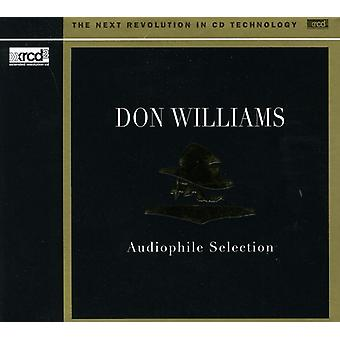Don Williams - Audiophile udvalg [CD] USA import