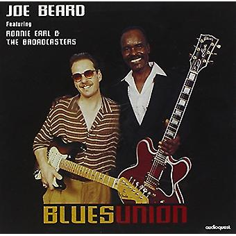 Skæg, Joe/Earl, Ronnie - Blues Union [CD] USA import