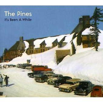 Pines - det har været et stykke tid [CD] USA import