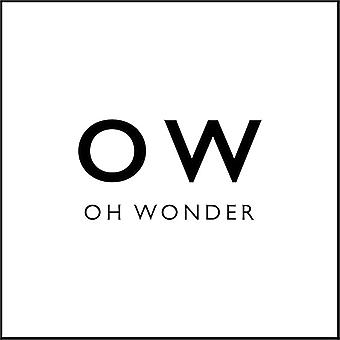 Oh Wonder - Oh Wonder [CD] USA import