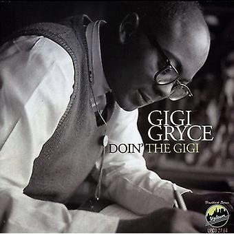 Gigi Gryce - Doin' the Gigi [CD] USA import