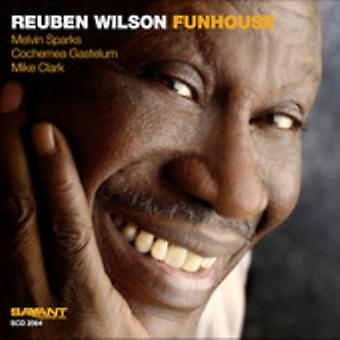 Reuben Wilson - Fun House [CD] USA import