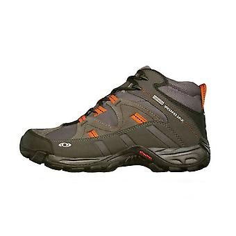 Salomon Campside Mid GTX Mens Hiking Boots / Shoes - Grey