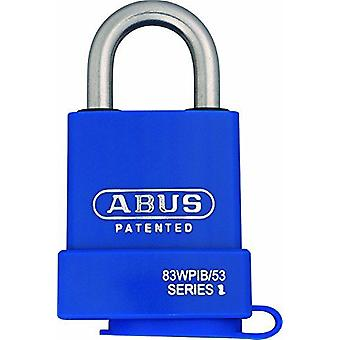 ABUS Hardened Steel Cylinder padlock With Interchangeable 53mm 83Wpib / 53 B
