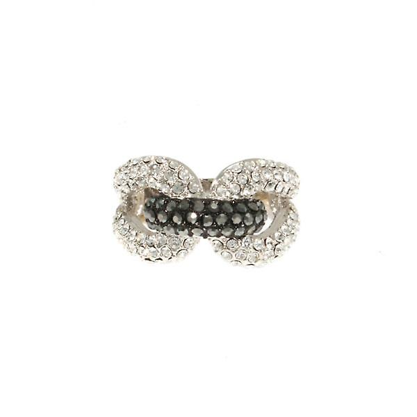 W.A.T glitrende Crystal cut Diamond Ring