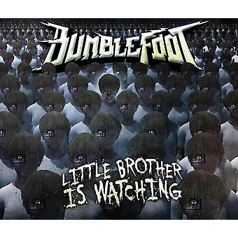 Bumblefoot - Little Brother Is Watching [Vinyl] USA importerer