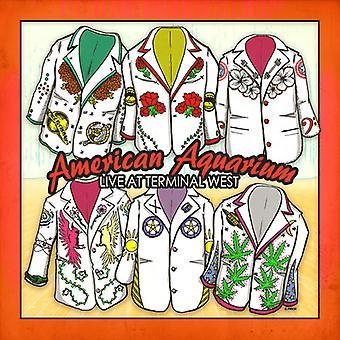 Amerikanske akvarium - Live på Terminal vest [CD] USA import