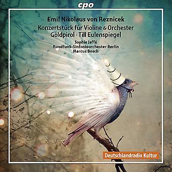 Reznicek / Jaffe / Ofer - Symphonic Works [CD] USA import