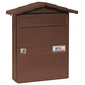 BTV Buzon Villa Marron Earth (DIY , Hardware , Home hardware , Mailboxes)