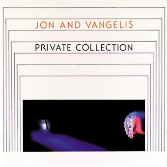 Private Collection by Jon & Vangelis