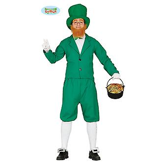 Irish GNOME GNOME costume leprechaun costume mens size M