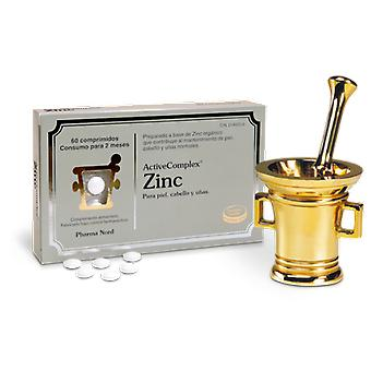Pharma Nord Zinc Activecomplex 60COMP. (Vitamins & supplements , Minerals)