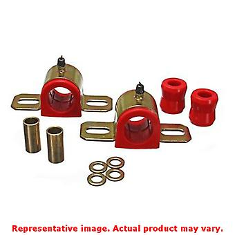 Energy Suspension Sway Bar Bushing Set 2.5110R roten Front passt: JEEP 1997-2006