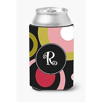 حرف واحد فقط--ريترو في علبة سوداء أو زجاجة المشروبات عازل نعالها AM1001