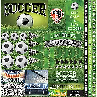 Soccer 2 Elements Stickers 12