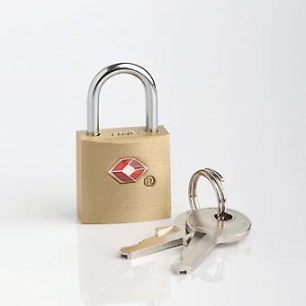 TSA key lock. (TSA Key Lock)