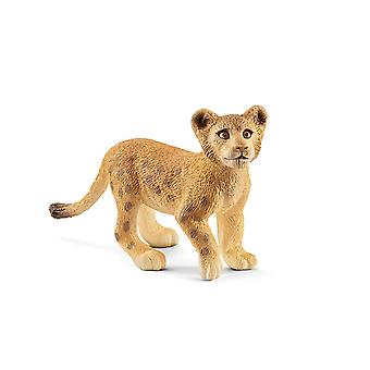 Schleich animaux sauvages lionceau