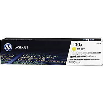 HP Toner cartridge 130A CF352A Original Yellow 1000 pages