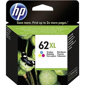 HP Ink 62XL Original Cyan, Magenta, Yellow C2P07AE