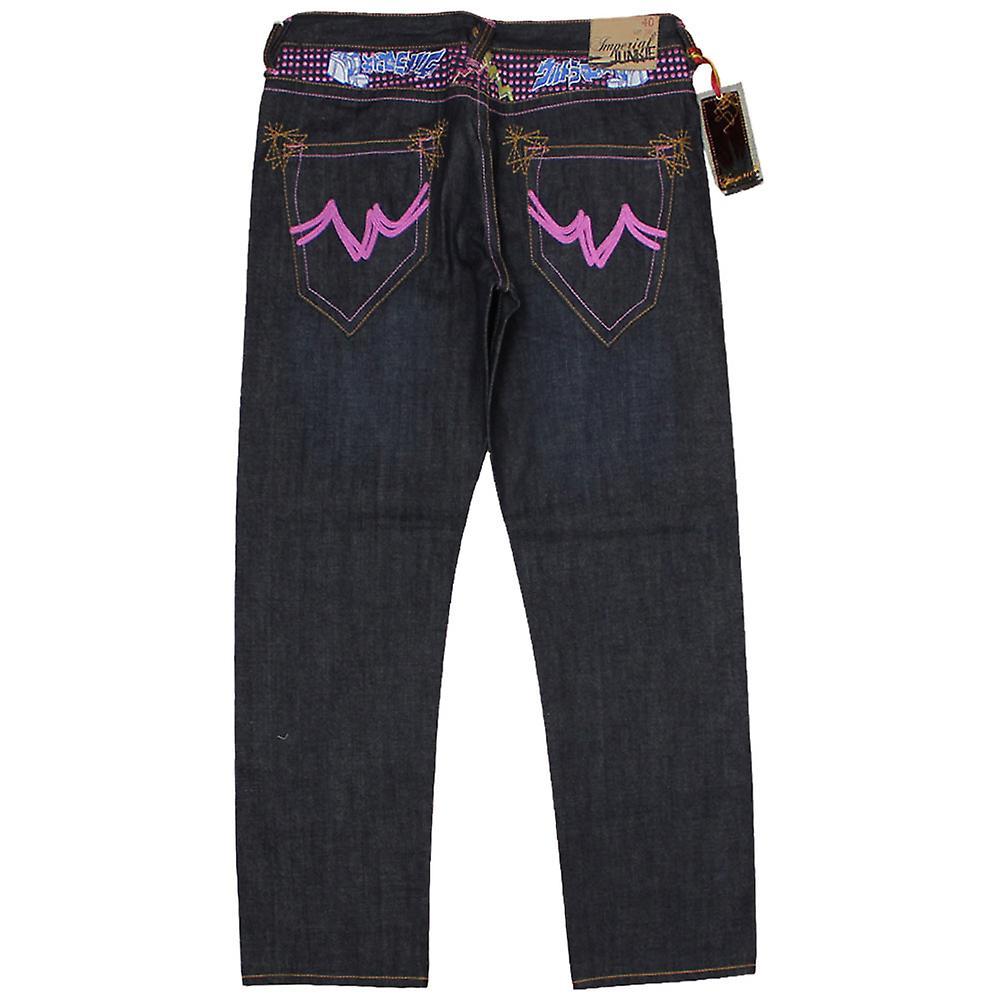 Junkie impériale Punkadots Ultra Selvedge japonais Jeans