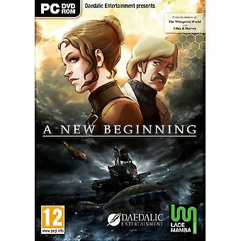 Een nieuw begin (PC DVD)