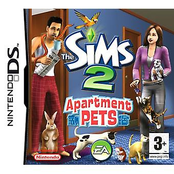 The Sims 2 Apartment Pets (Nintendo DS)