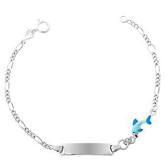 Orphelia Silver 925 Kids Bracelet Dolphin  ZA-7151