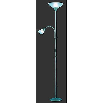 Lampa podłogowa metalowe Trio oświetlenie klasyczne Erzwo Titan