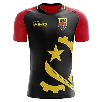 2018-2019 أنغوﻻ مفهوم الوطن القميص لكرة القدم
