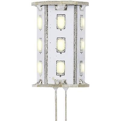 Renkforce LED G4 Pen 2.4 W = 20 W Warm white (Ø x L) 22 mm x 46.2 mm EEC: A 1 pc(s)