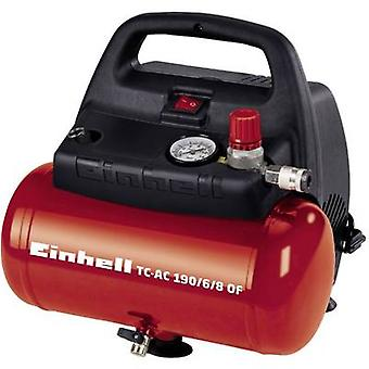 Einhell TC-AC 190/6/8 OF Air compressor 6 l 8 bar