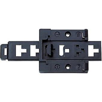 Bopla 22035000 TSH 35 montering Rails fästet montering rail hållare svart