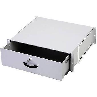 19  Server rack cabinet slider 3 U Digitus Professional DN-19 KEY-3U Light grey (RAL 7035)