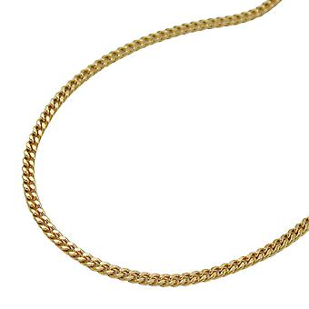Necklace chain 1, 3 mm 9Kt GOLD 42 cm