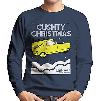 Cushty Christmas Only Fools And Horses Men's Sweatshirt