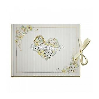 Rachel Ellen Wedding Day Guest Book