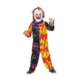 Halloween Clown junge Medium