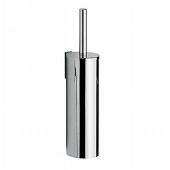 Hotellerie Toilet Brush Wall Mounted Chrome 2433/0313