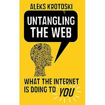 Desembaraçar a Web por Aleks Krotoski - livro 9780571303663